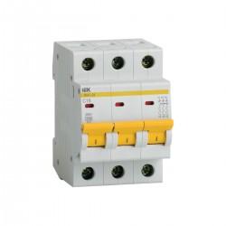 Автоматический  выключатель ВА47-29 3Р 1А - 63А 4,5кА х-ка В ИЭК