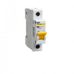 Автоматический  выключатель  ВА47-29М 1P  (0,5А - 50А) 4,5кА х-ка B ИЭК