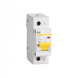 Автоматический выключатель ВА 47-100 1Р 10А-100А   ИЭК