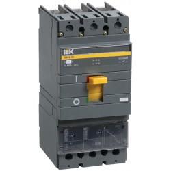 Автоматический выключатель ВА88-35 3Р 250А с электронным расцепителем MP 211 ИЭК