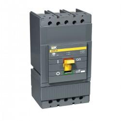 Автоматический  выключатель  ВА88-37   3Р    250А -  400А    ИЭК