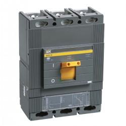 Автоматический. выключатель ВА88-40 3Р 800А  с электронным расцепителем MP 211 ИЭК