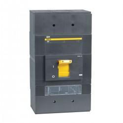 Автоматический выключатель  ВА88-43 3Р 1000А - 1600А  c электронным расцепителем МР 211  ИЭК