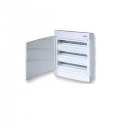 Щит внутренний распределительный ЕСМ 12РО (12 модулей белая дверь) (ETI)