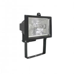 Прожектор ИО 150 галогенный черный ІР54 (ІЕК)