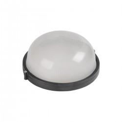 Светильник НПП 1101 черный/круг 100Вт ІР54 ІЕК