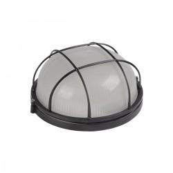 Светильник НПП 1102 белый/круг с решеткой 100Вт ІР54 ІЕК